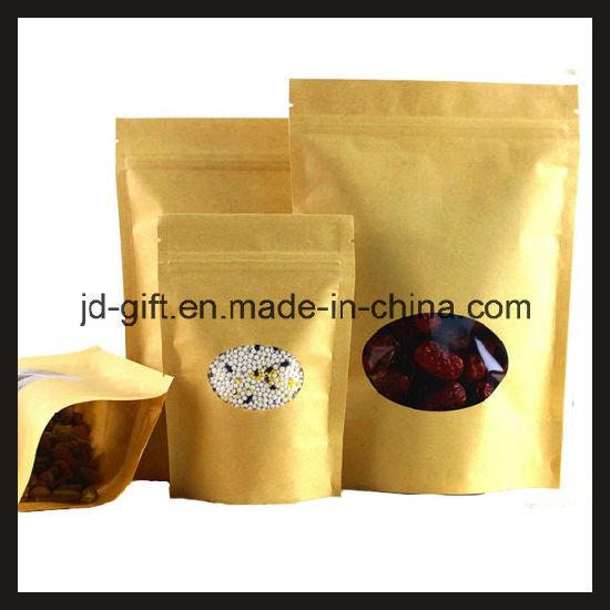 China Printable Kraft Paper Virgin Material Lamination Reusable Food