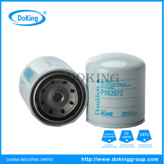China High Quality Coolant Filter P552072 - China Ford Focus Fuel