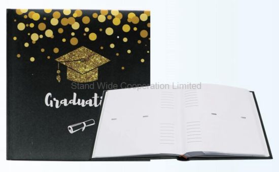 2017 new diploma holder leather paper graduation certificate