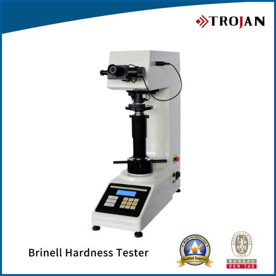 China 601mhb Digital Brinell Hardness Tester - China Brinell