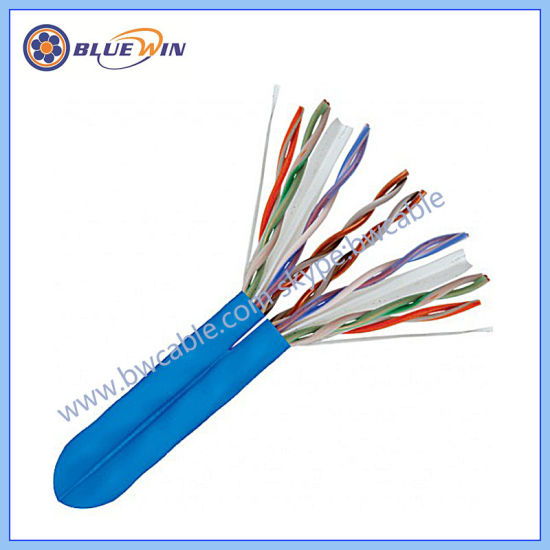 China CAT6 Cable Extension CAT6 Cable Gauge CAT6 Cable Heat