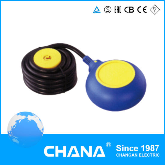 China Ce and RoHS Approval Vertical Installation Float Switch