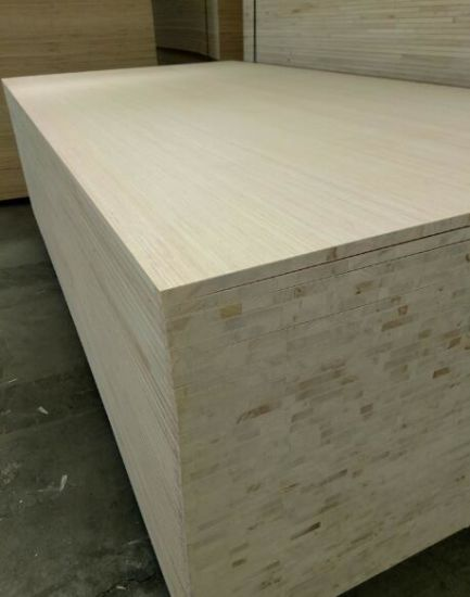 China Commercial Block Board / Laminated Melamine Blockboard Poplar