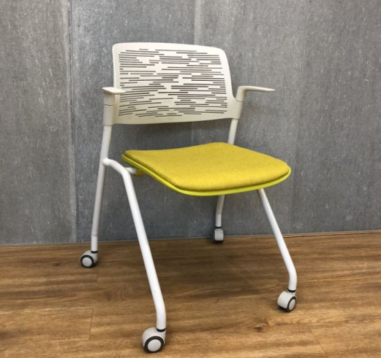 China 2018 New Design Nesting Office Use Plastic Chair - China
