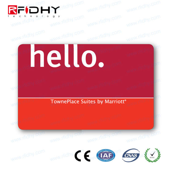 China Personalized Printing RFID Paper Ticket for Concert Show - printable ticket paper