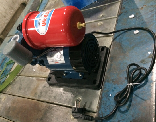 China Gp-125 025kw/03HP Electric Water Pump 220V/110V for Iraq