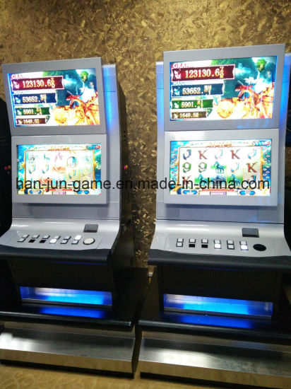 China Wholesale Jackpot Avatar Arcade Video Casino Indoor Playgroud