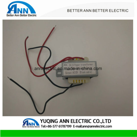 China Ei Transformer Single Phase Power 230V 240V 120V 100V with UL