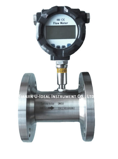 China Turbine Flow Meter for Fuel, Oil, Air and Water - China Fuel