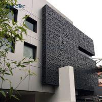 China Exterior Cladding Wall Aluminum Panel Price - China ...