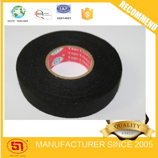 China Automotive Wire Harness Fleece Tape for Auto Usages 19mm*15m