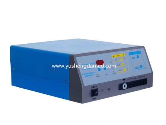China Surgical Diathermy Machine, Electrosurgical Unit/Cautery