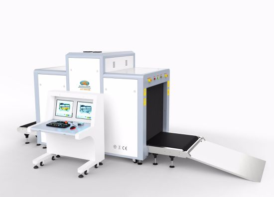 China Cargo X-ray Inspection System/Cargo Checking Machine X Ray