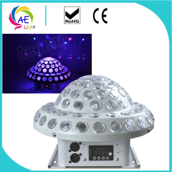 China 5*3W Colors Pattern Rotation + Laser Light for Indoor Disco