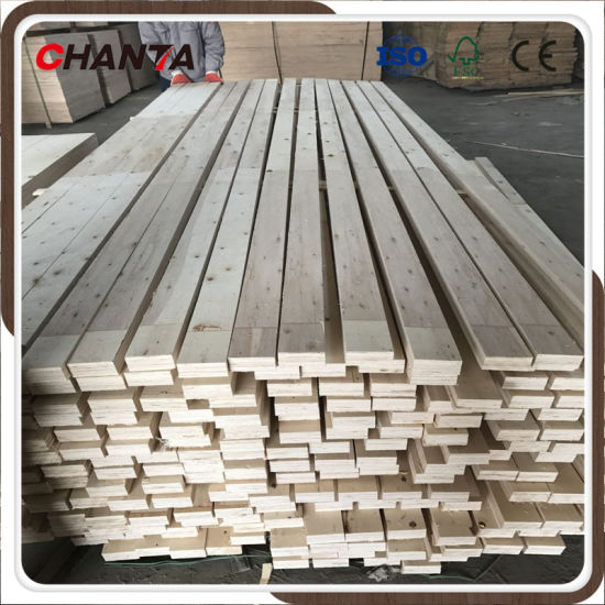 China Popular LVL for Package and Poplar / Pine LVL for Pallet