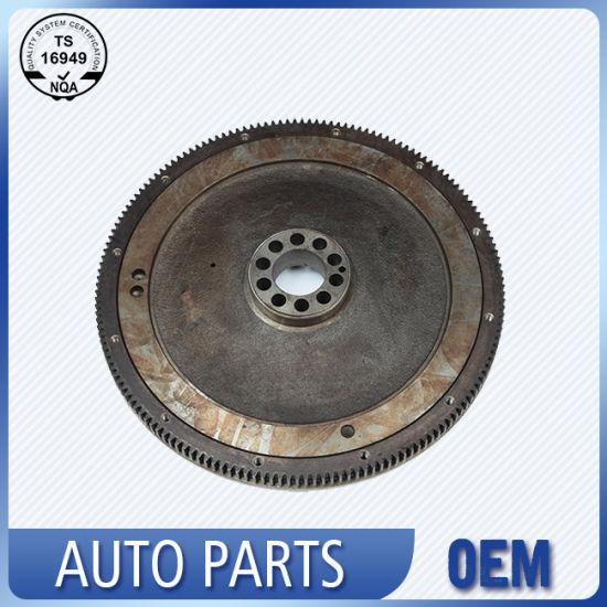China Car Spare Engine Parts, Professional Design Flywheel - China