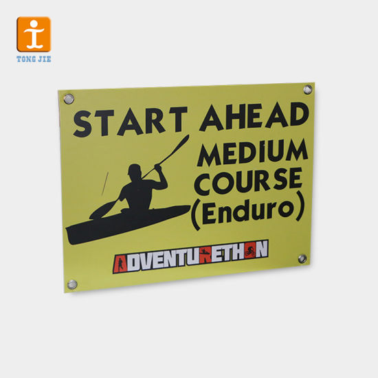 China Manufacture PVC Plastic Foam Poster Sample Advertisement Board