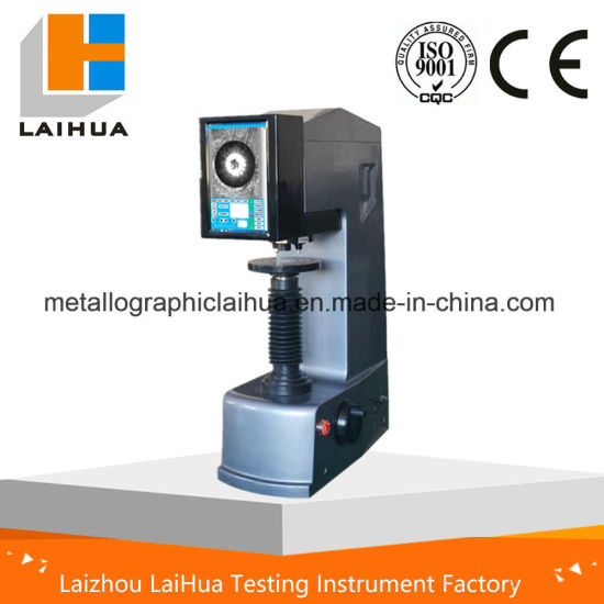 China Zhb-3000A Full Auto Electronic Brinell Hardness Tester with