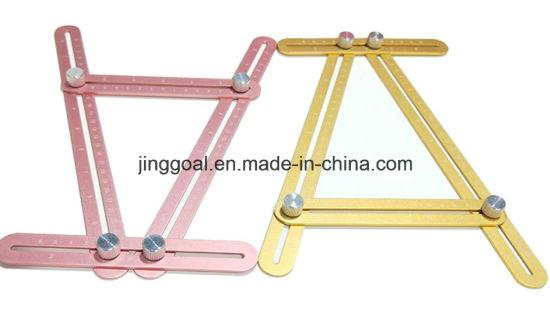 China Measuring All Angles Angle-Izer Template Tools Aluminium Multi