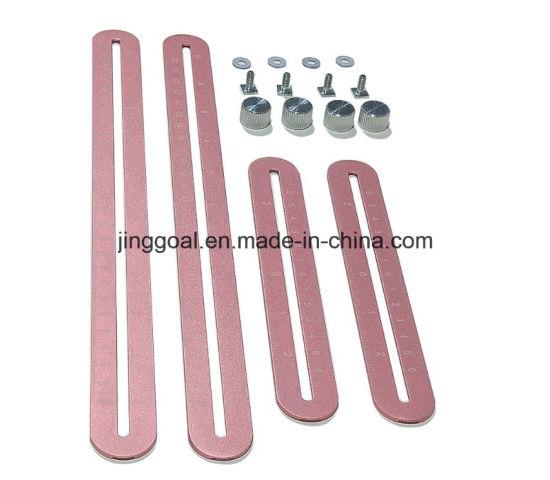 China Measuring All Angles Angle-Izer Template Tools Aluminium Multi - angle template
