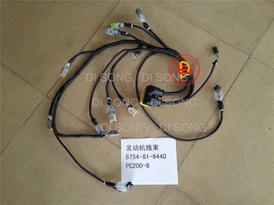 Di Engine Wiring Harness - Sibroauidatscarwashserviceinfo \u2022