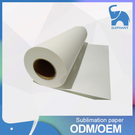 China A3 A4 Sheet Size 100GSM Sublimation Transfer Paper for Mugs