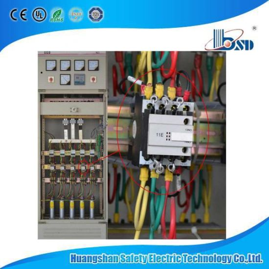 China AC/DC Contactors for Power Factor Correction (CJ19/16) with Ce