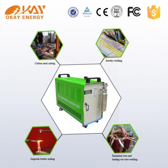 China Hho Gas Technology Gold Welding Machine - China Gold Welding