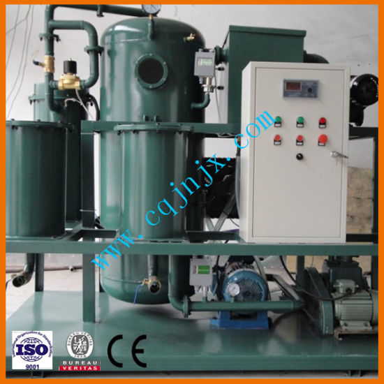 China Two-Stage Transformer Oil Centrifuging Machine Junneng Brand