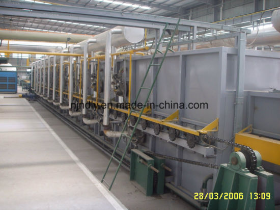 China Continuous Bright Annealing Furnace China Furnace