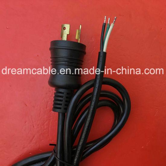 China Black 15m UL cUL NEMA L5-20p Locking Power Cord - China NEMA