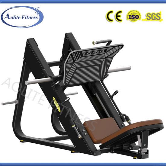 China Hammer Strength Exercise Hack Slide Fitness - China Strength