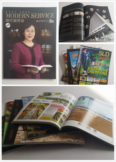 China Printing Service-Book Printing/Magazine Printing/Catalog