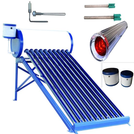 China Solar Thermal Energy Solar Water Heating System (Solar Water - solar thermal energy