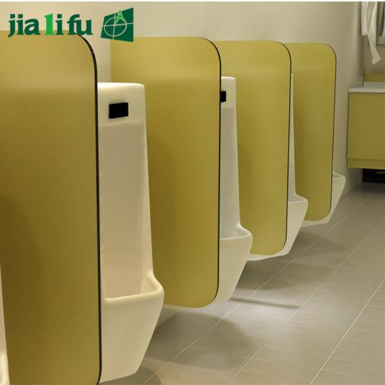 China Jialifu Hot Sale HPL Urinal Partition for School - China