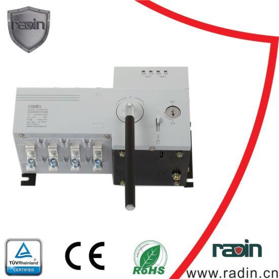 Changeover Switch Wiring Diagram Generator - Data Wiring Diagrams