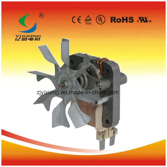 China YJ61 Full Copper Wire 220V AC Electric Motor Used on Heater