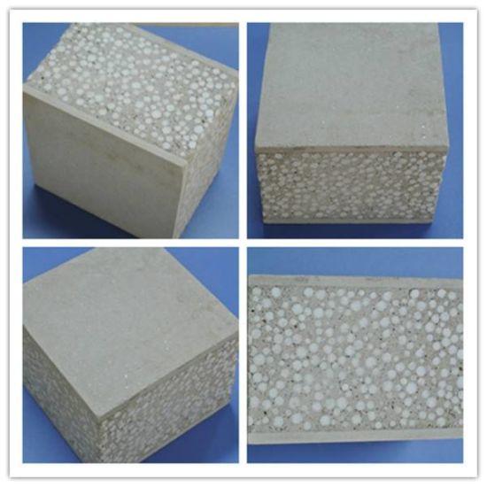 China Lightweight Composite External Interior Concrete Wall