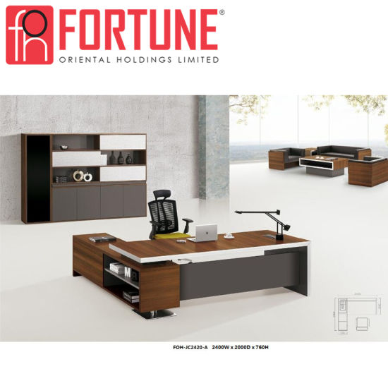 China High End Modern Manager Executive Office Furniture Desk (FOH