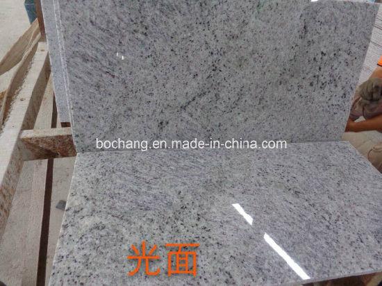China Kashmir White Gold Granite For Slab Countertop