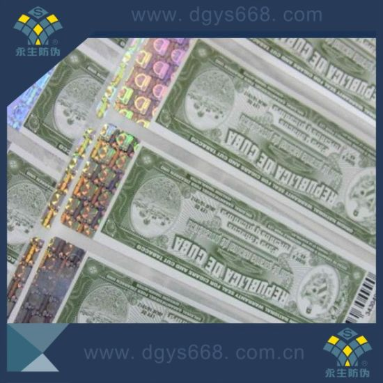 China UV Logo Security Coupon Book Printing - China Security Coupon