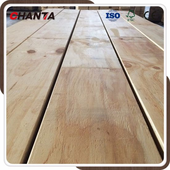 China Construction Plywood Poplar Pine LVL Scaffolding Plank - China