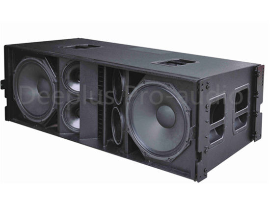 China Das Aero Double 15 Inch Best Outdoor Show Sound