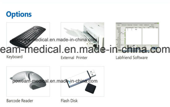 China Hospital Clinic Lab Touch Screen Micro Plate Microplate Elisa