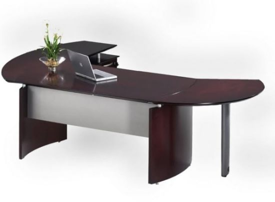 China Half-Round Executive Table, Manager Office Table, Office