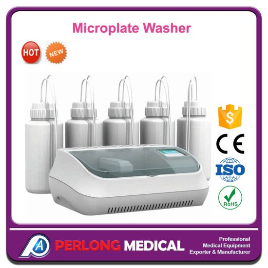 China Elisa Reader and Washer for Lab - China Microplate Washer