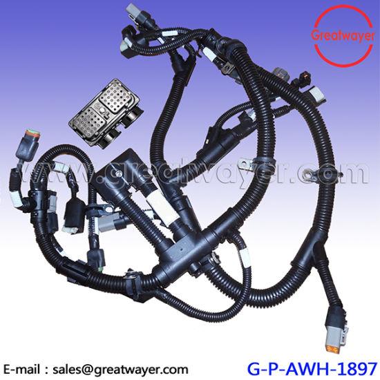 3176 Caterpillar Engine Wiring Harness Electrical Circuit