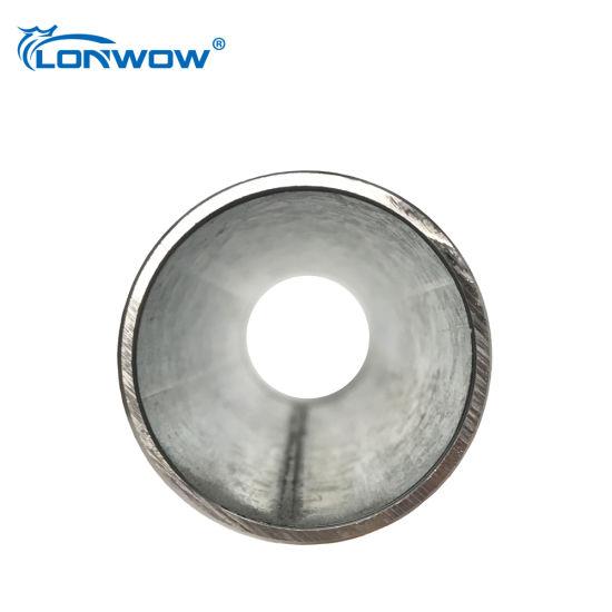 China 10 FT Galvanised Metallic Tuberia EMT Electrical Wiring Tube
