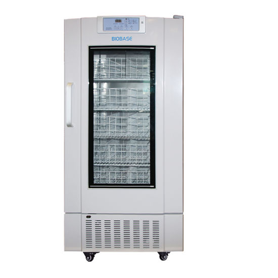Biobase Ce Certified Single Door Blood Bank Refrigerator