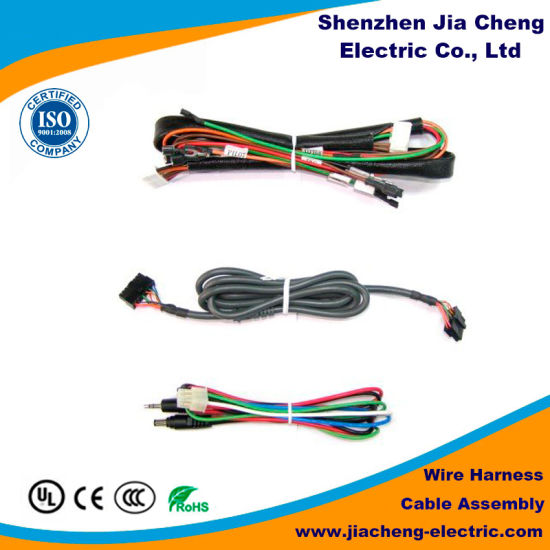 China Silver Wolf Wiring Harness for Computer Components Shenzhen